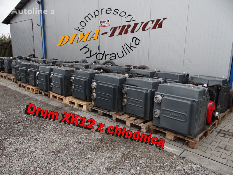 Kompressor GHH Drum Betico Blackmer many pices compresor neumático para GHH rand Drum Xk12 D900 betico cycloblower welgro blackmer camión
