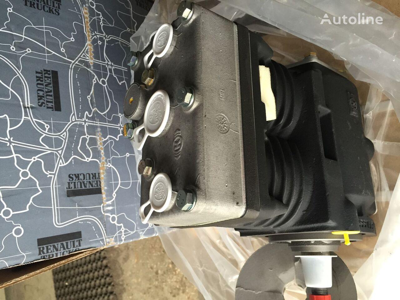 compresor neumático RENAULT original para camión RENAULT Premium DCI, Kerax DCI Magnum DCI nuevo