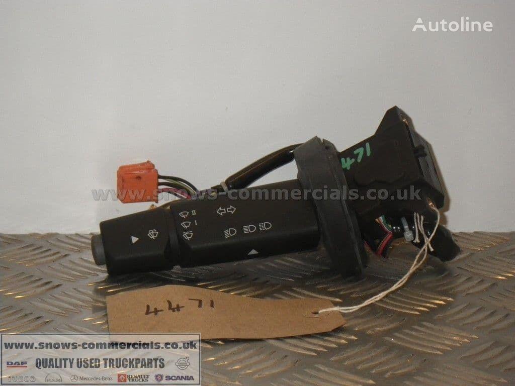MAN Indicator Wiper Switch (81.25509-0188) conmutador en la columna de dirección para MAN TGX camión