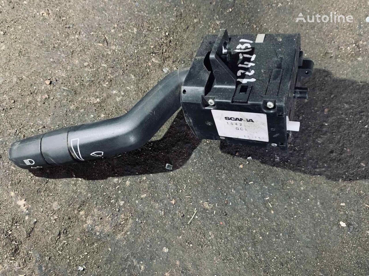conmutador en la columna de dirección para SCANIA 124 tractora