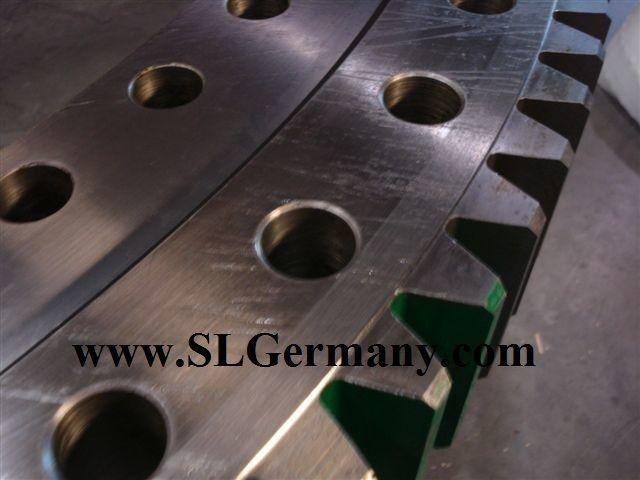 DEMAG slewing ring, bearing, turntable corona de orientación para DEMAG AC 95, 155, 205, 265, 50, 80, 100, 200. grúa móvil nuevo