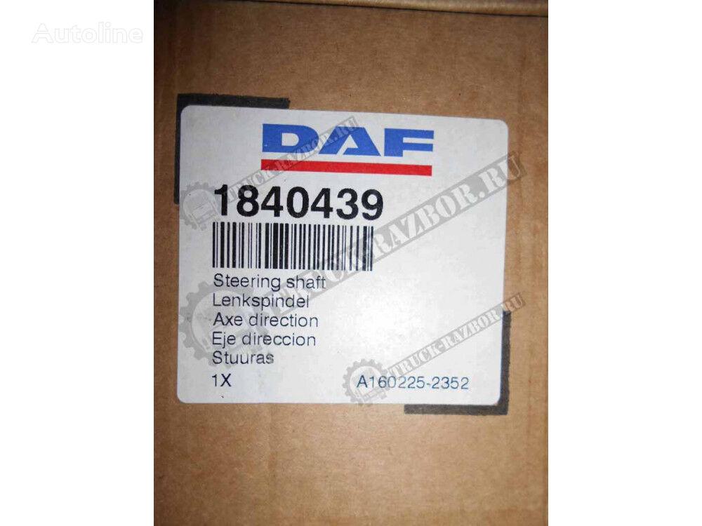 DAF (1840439) cremallera de dirección para DAF tractora