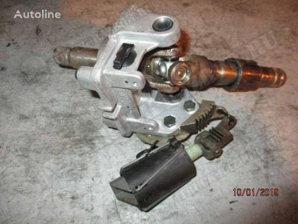rulevoy val + pnevm. cilindr (82694673) cremallera de dirección para VOLVO tractora