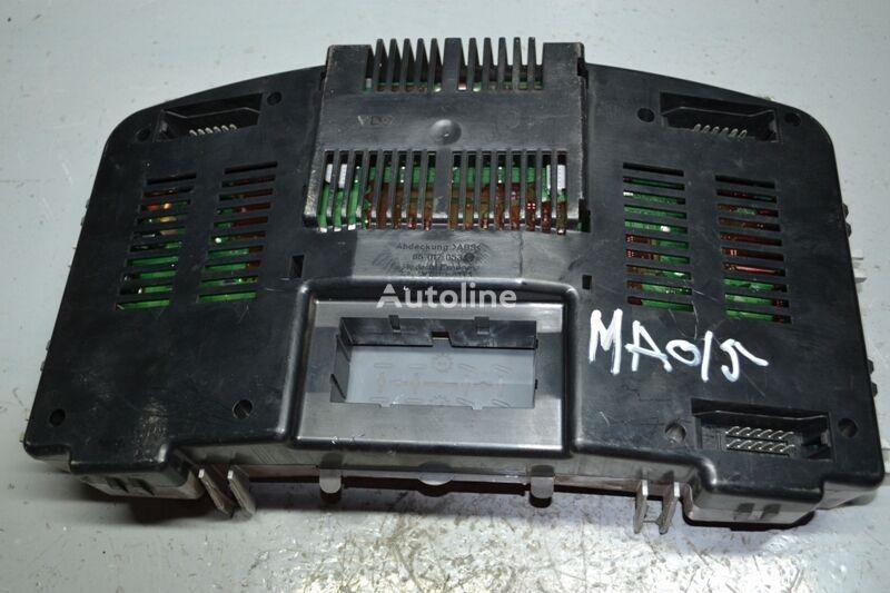 cuadro de instrumentos para MAN TGA (2000-2008) camión