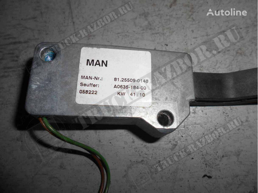 MAN (81255090148) cuadro de instrumentos para MAN tractora