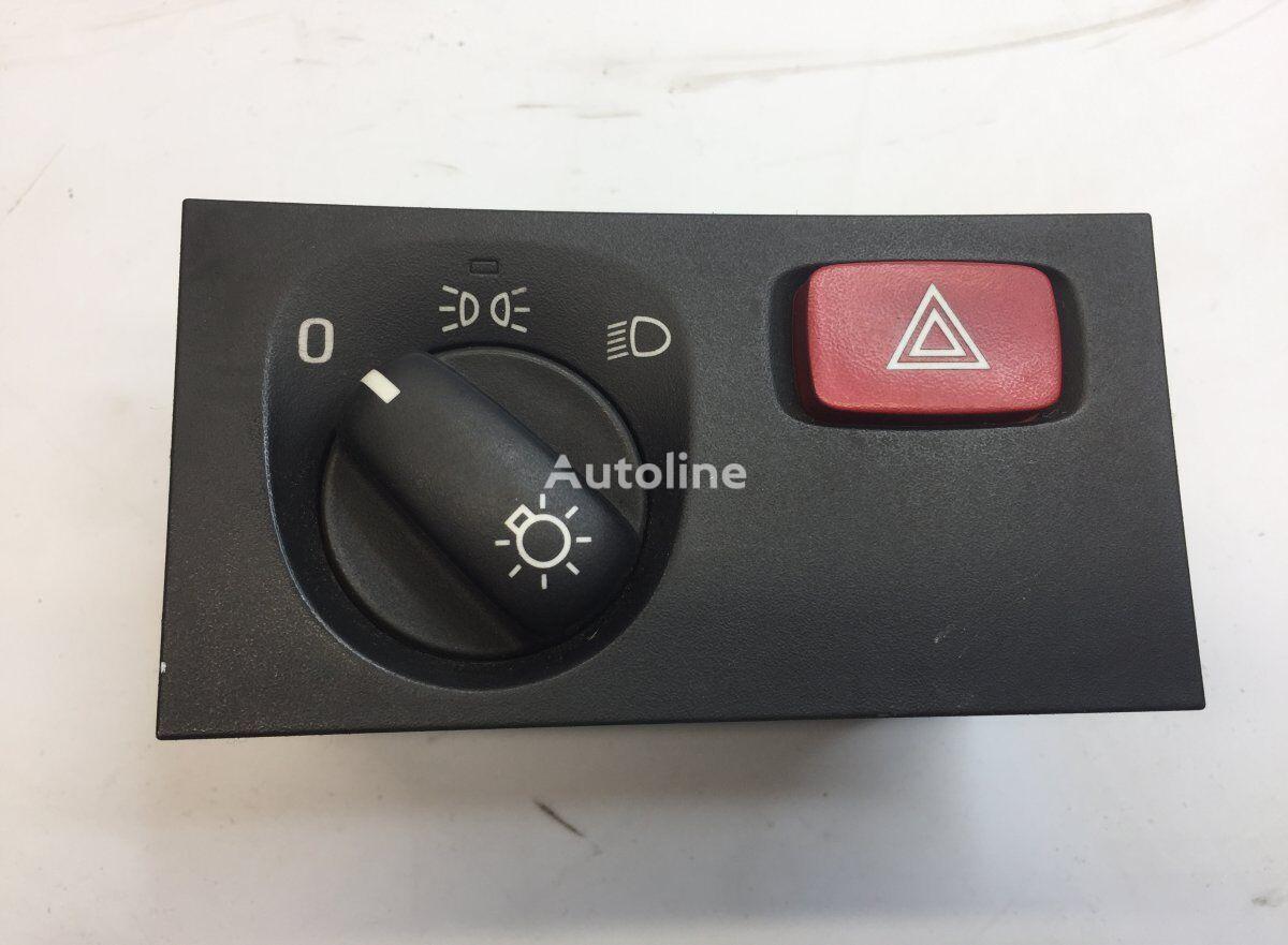 SCANIA Headlights Switch (1540673) cuadro de instrumentos para SCANIA P G R T tractora
