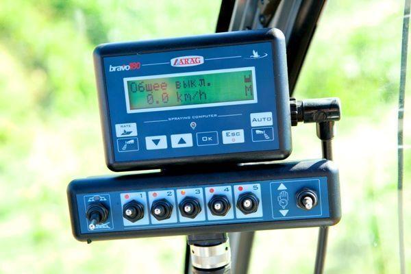Bravo-180 cuadro de instrumentos para pulverizador nuevo