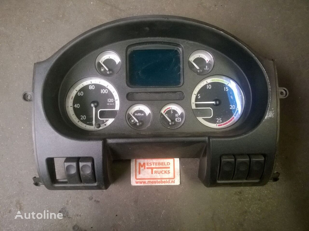 cuadro de instrumentos para DAF CF camión