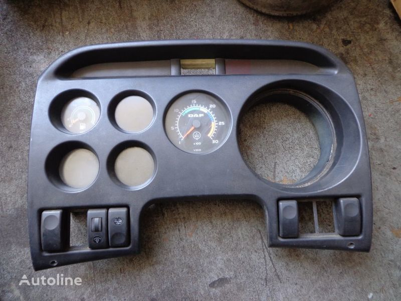 cuadro de instrumentos para DAF XF tractora