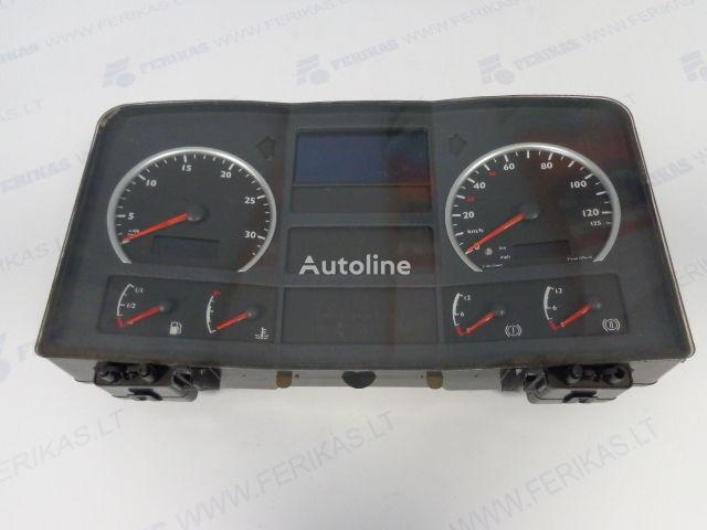 MAN Siemens VDO Automative AG 81272026154 cuadro de instrumentos para MAN tractora