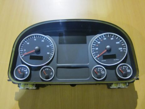 MAN TGA, TGX instrument panel, dashboard, switch panel cuadro de instrumentos para MAN TGX tractora