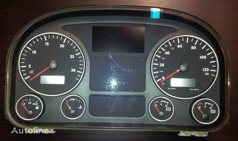 DASH PANEL DASHBOARD cuadro de instrumentos para MAN TGX camión