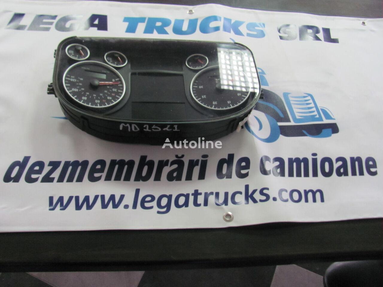 MAN euro 4 / / MD1521 (MD1521) cuadro de instrumentos para MAN TGX   tractora