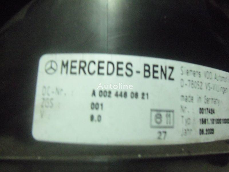 MERCEDES-BENZ MP2, MP3, MP4, INS electronic instrument panel 0024461321 cuadro de instrumentos para MERCEDES-BENZ Actros tractora