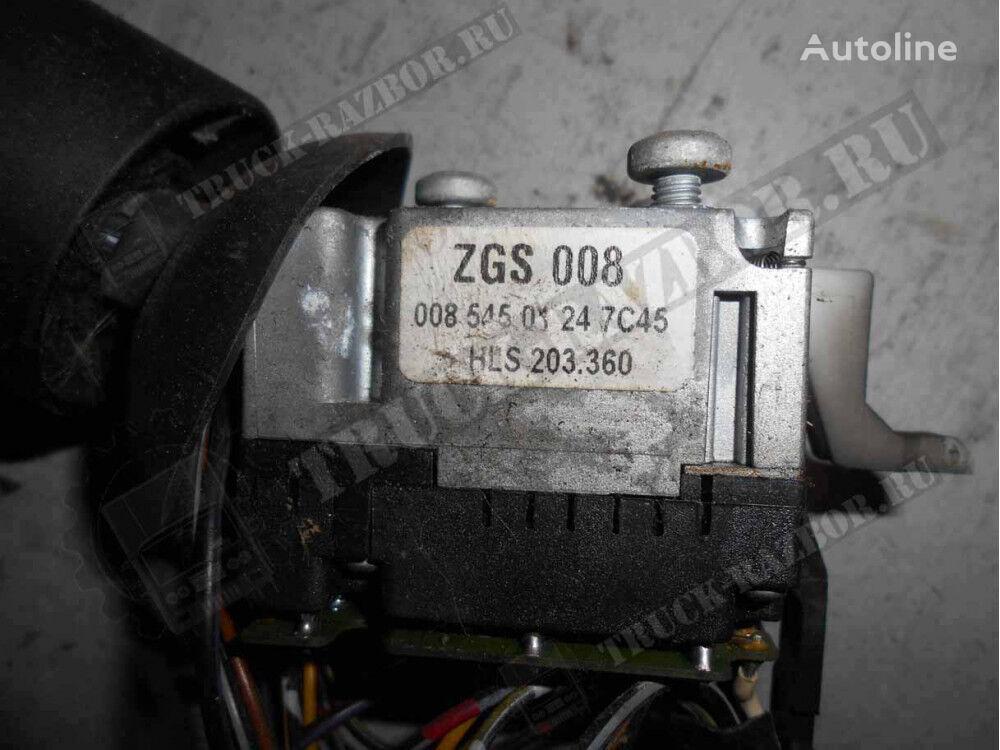 MERCEDES-BENZ podrulevoy pereklyuchatel (0085450124) cuadro de instrumentos para MERCEDES-BENZ tractora