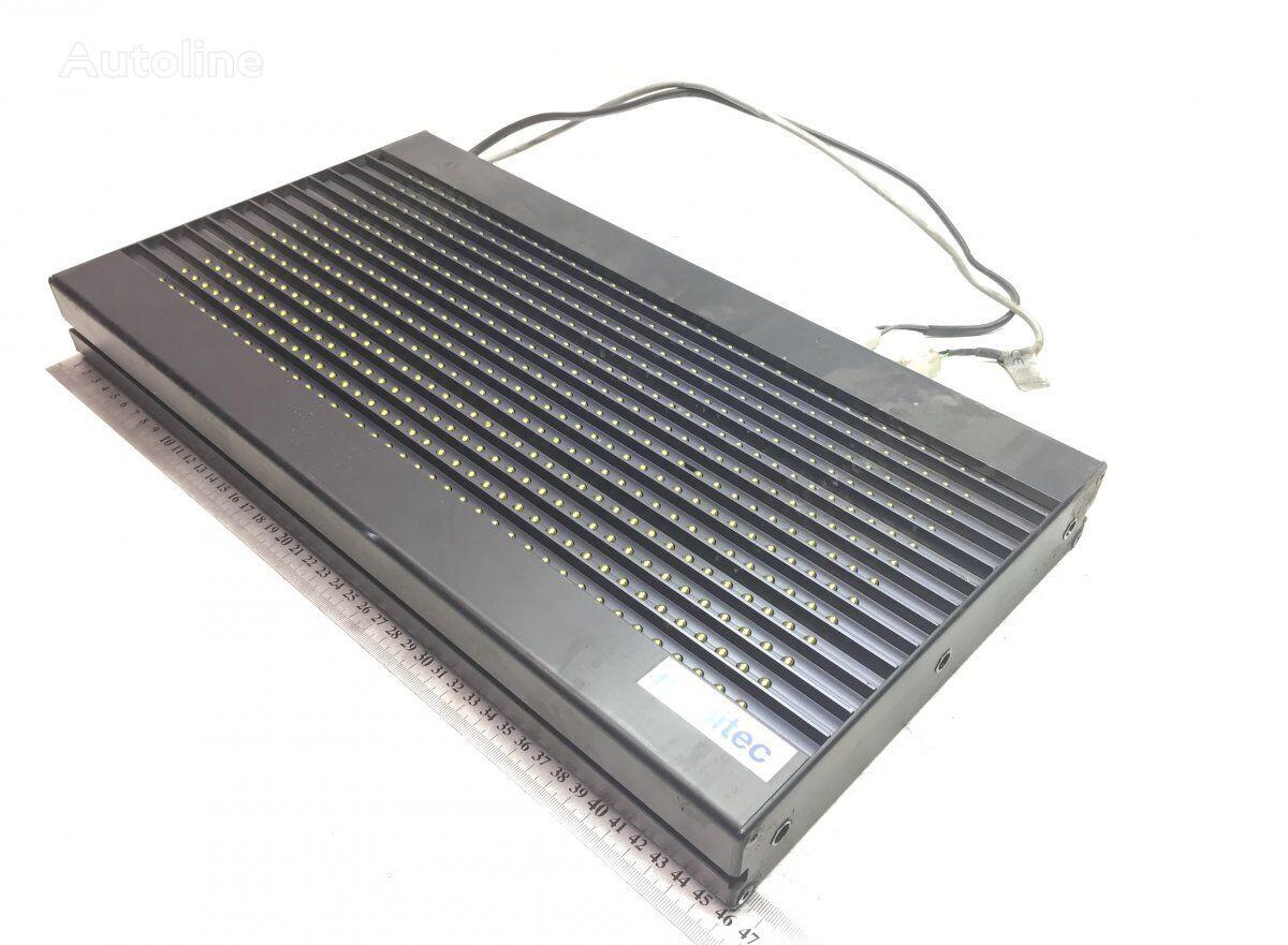 MOBITEC (LED130401-602) cuadro de instrumentos para VOLVO B6/B7/B9/B10/B12/8500/8700/9700/9900 (1995-) autobús