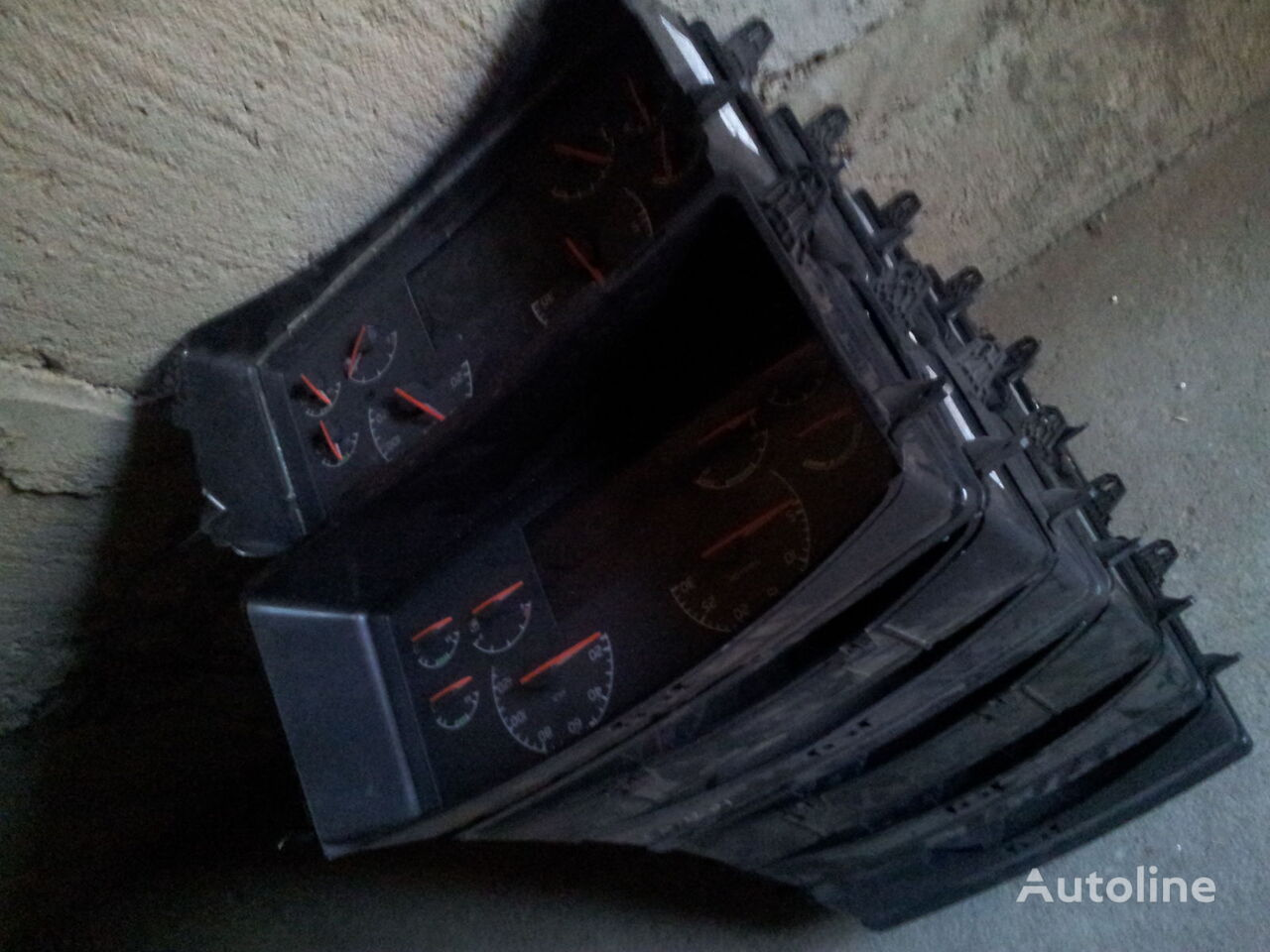 VOLVO FH12, , combination kit 21842984 cluster, instrument cluster cuadro de instrumentos para VOLVO FH13 tractora
