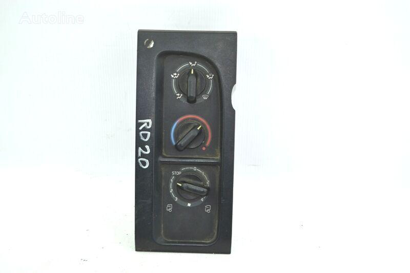 Panel pereklyuchateley otopitelya kabiny cuadro de instrumentos para RENAULT Premium (1996-2005) camión