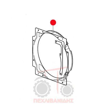 AGCO (0.013.1776.0/1) cubierta de ventilador para MASSEY FERGUSON tractor nueva
