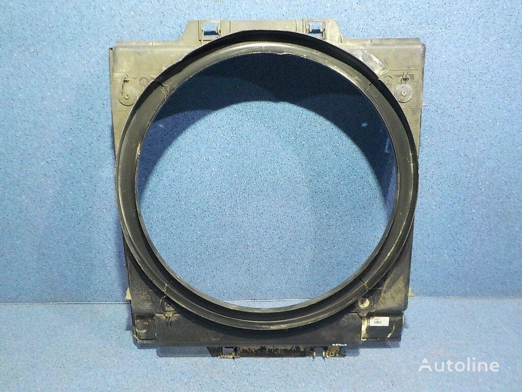 Diffuzor ventilyatora Iveco cubierta del ventilador para camión