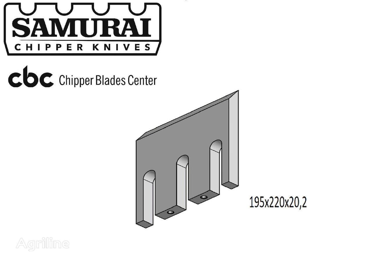 Doppstadt DH cuchillo para Dh biotrituradora