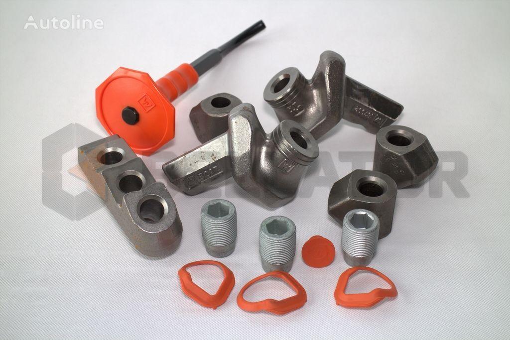 HT3 HT11 HT22 toolholders scrapers / obsady listwy zgarniacza Wi cuchillo para fresadora de asfalto nuevo