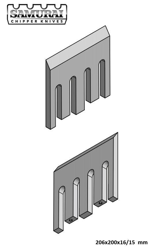 cuchillo blade, clamping plate, counter holder, wear plate, para biotrituradora Pezzolato PTH 1200, PTH 1300/1500, PTH 1400/1000, PTH 40.70 MULTICUT, PTH 30.70, PTH 500, PTH 250 ENERGY, PTH 700, PTH 900, PTH 1000/820, PTH 1200/820, PTH 1000/1000, PTH 1200/1000 nuevo