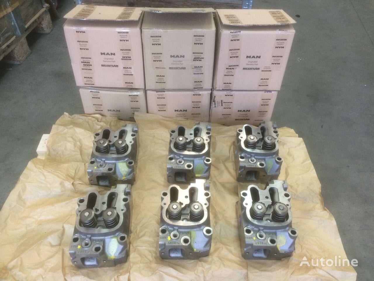 MAN E2866 / E2876 / E2848 / E2842 - GAS - per BUS e culata para camión