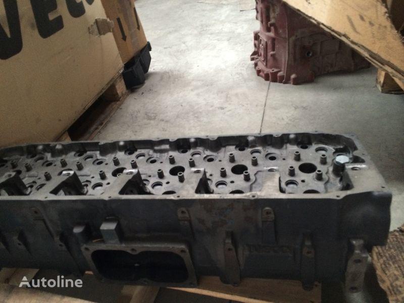 IVECO culata de cilindros para IVECO STRALIS CURSOR 10 tractora