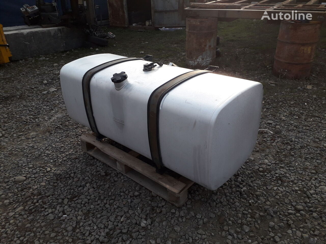 depósito de combustible para DAF camión