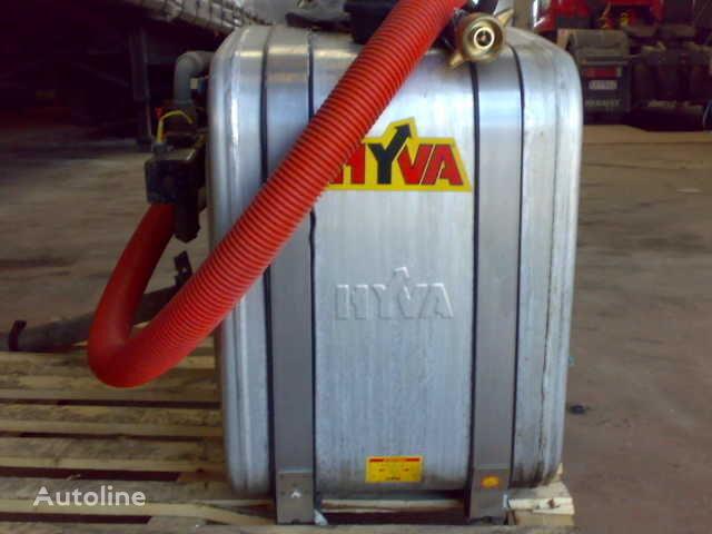 depósito de combustible para camión