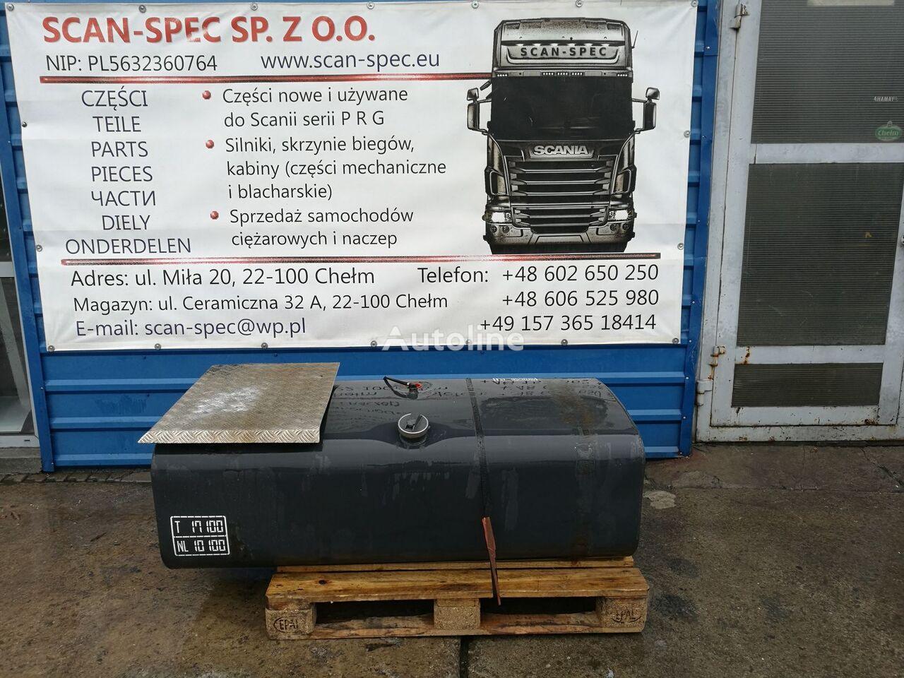 SCANIA P R G T (1424272 ,1902143) depósito de combustible para SCANIA PRG tractora
