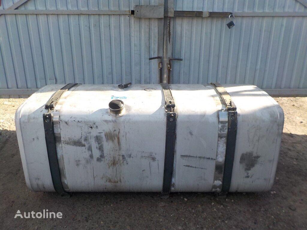 alyuminievyy L depósito de combustible para SCANIA tractora