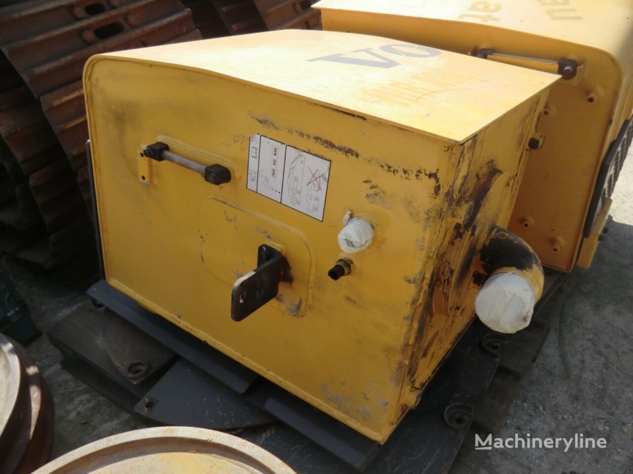 (14676346) depósito hidráulico para VOLVO EC210C L 120791 excavadora