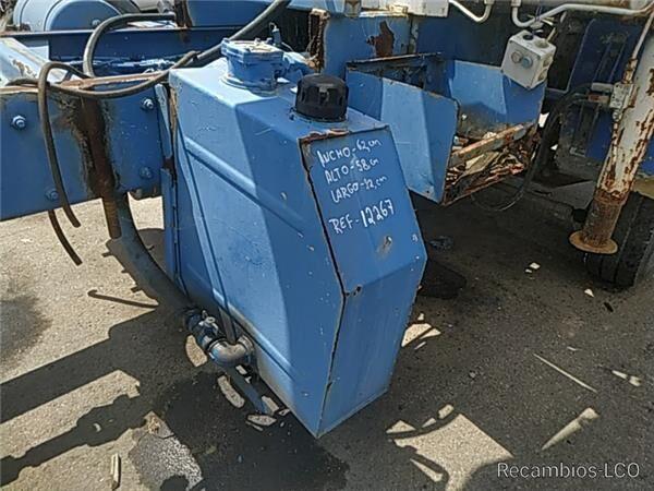 Deposito Hidraulico Pegaso COMET 1217.14 depósito hidráulico para PEGASO COMET 1217.14 camión
