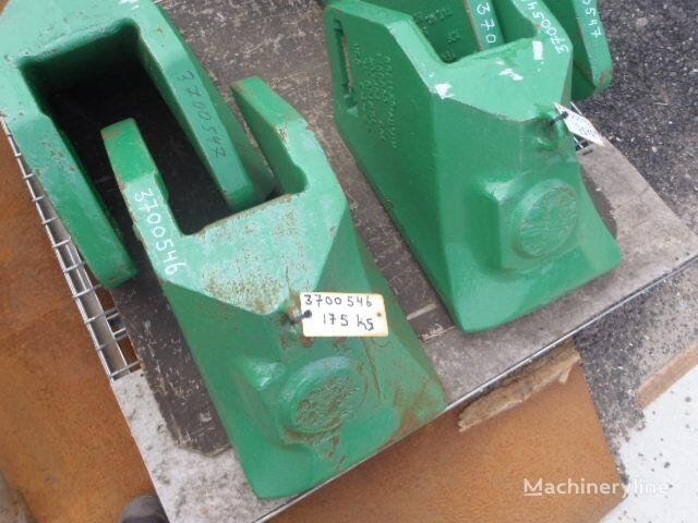 Esco TBW165-1L (3700546) diente de excavadora para excavadora nuevo