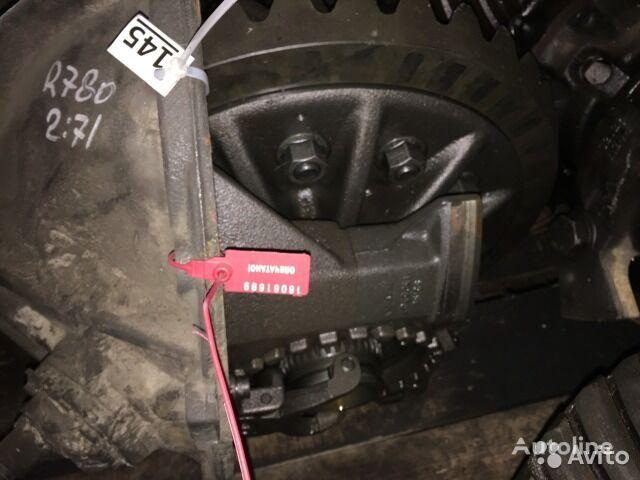 diferencial para SCANIA R780 p/ch 2,71 tractora