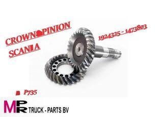 SCANIA RBP735 reductie 3,67 1924325-1473803 (1924325-1473803) diferencial para camión nuevo