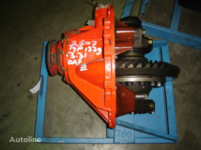 diferencial para DAF 1339-3.31 INCL. SPER camión