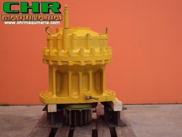 LARGE STOCK SWING DEVICE KOMATSU, CATERPILLAR, HITACHI, FIAT-HIT diferencial para excavadora
