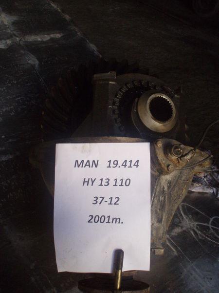 MAN HY 13.110 diferencial para MAN 19.414 tractora