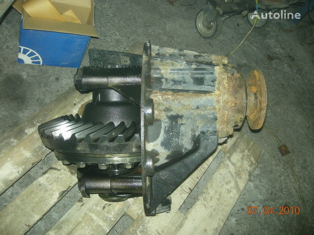 diferencial MAN HY 1350.37X12.37X10 para tractora MAN TGA