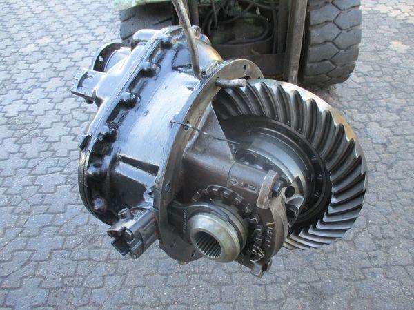 MAN HYD-1370 - 3.700 / 37:10 diferencial para tractora