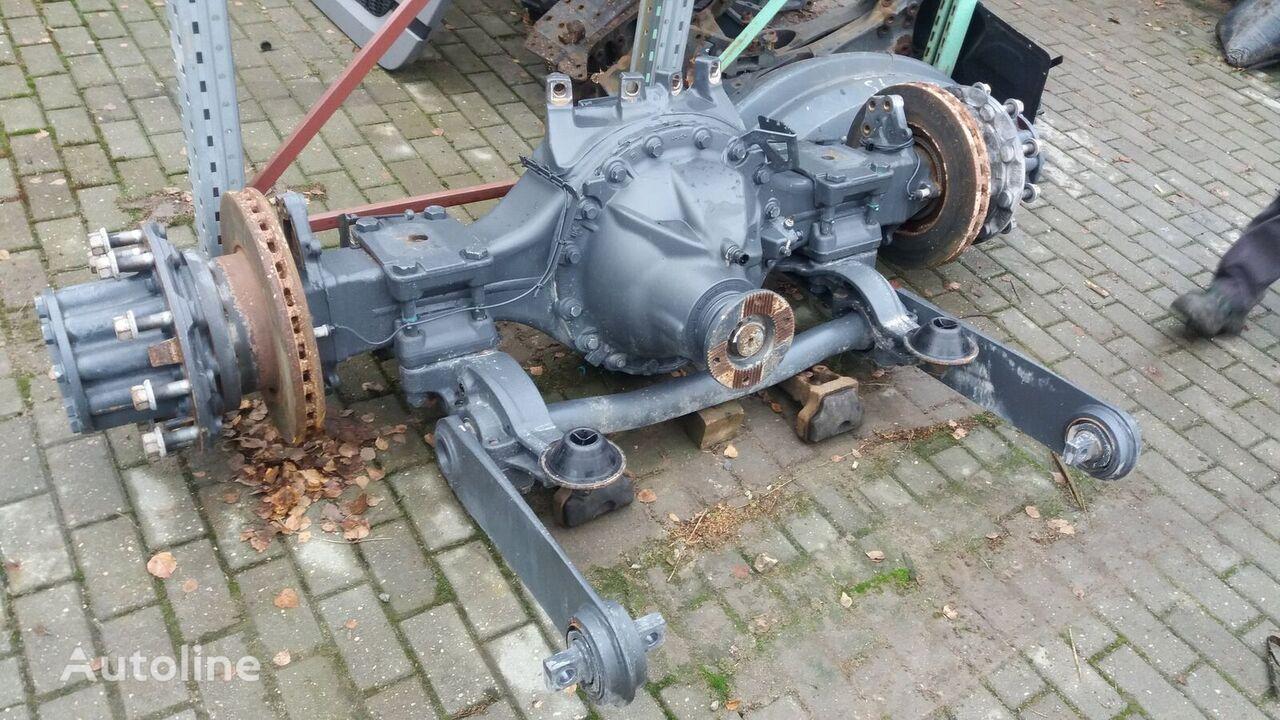 MERCEDES-BENZ Actros MP4 EURO 5, EURO 6 emission rear axle, HL-6, 41\13; ratio diferencial para MERCEDES-BENZ Actros MP4 tractora
