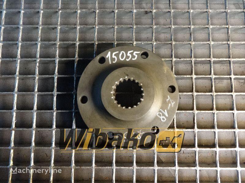 Coupling 18/50/175 disco de embrague para 18/50/175 excavadora