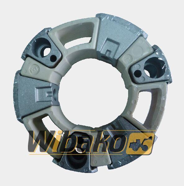 Coupling 35+AL disco de embrague para 35+AL otros maquinaria de construcción