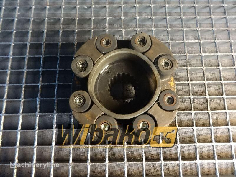 Coupling Tschan 18/60/200 disco de embrague para 18/60/200 excavadora