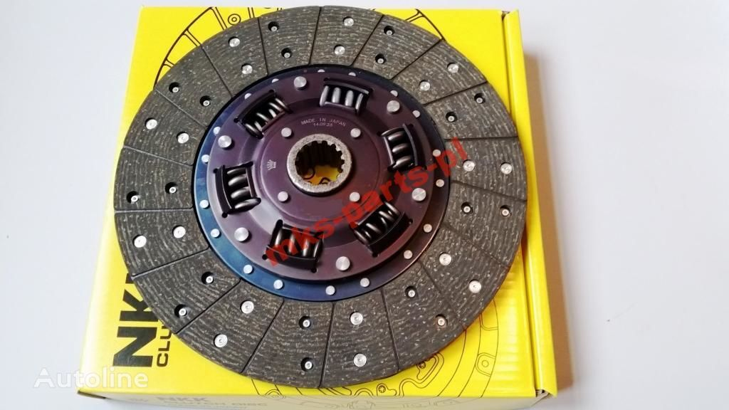 MITSUBISHI disco de embrague para MITSUBISHI CANTER 3.9 TD - SPRZĘGŁO - TARCZA camión
