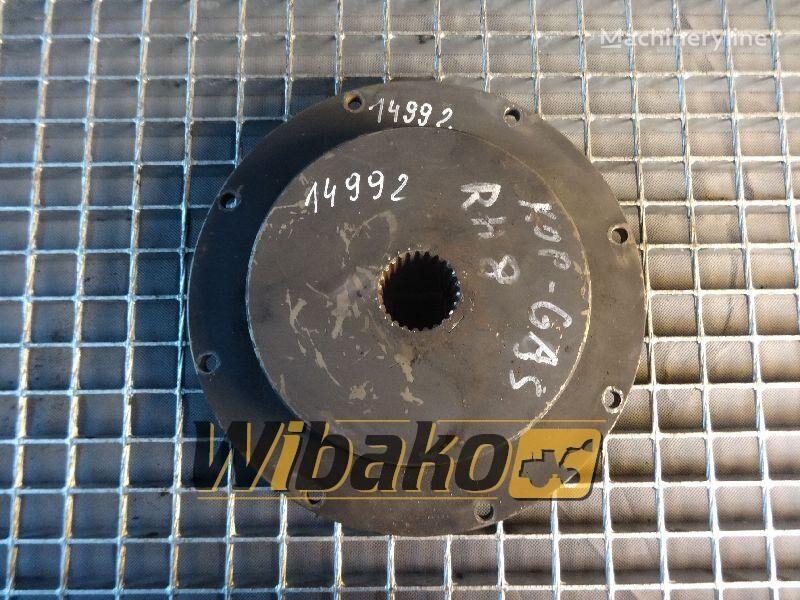 Coupling O&K 24/50/315 disco de embrague para O&K 24/50/315 otros maquinaria de construcción