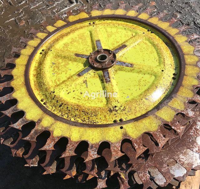 Tarcza Wciągająca disco para CLAAS RU 600 XTRA cabezal de maíz